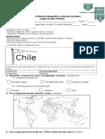 Evaluación Historia Mapas