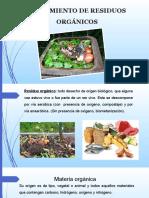 tratamiento de residuos sólidos urbanos
