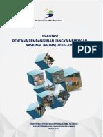 Evaluasi RPJMN 2010-2014