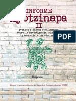 Segundo Informe Ayotzinapa