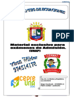 PLANTEO DE ECUACIONES - RAZONAMIENTO MATEMATICO.