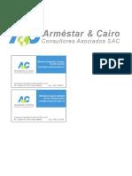 AC Consultores Asociados Logo (Elegido)