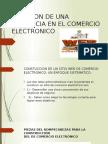 Creacion de Una Presencia en El Comercio Electronico