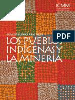 Desarrollo sostenible ICMM Los pueblos indigenas y la mineria.pdf