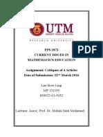 critiques of 4 articles.pdf