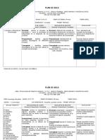 Plan de Aula Nuevo Formato Tecnologia 2008-2009