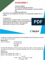 Algebra Planteo 1
