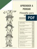 Aprender a Filosofar Con FpN