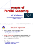 Concepts of Parallel Programming