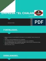 Analisis Foda Empresa Chalan