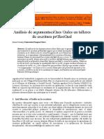 Cssny Analisis de Argumentaciones Orales Baires 2002 Revisat Copia-libre