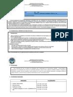 Guia Planificacion Curricular 2015