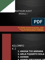 Praktikum Modul 1 Audit Sukrisno