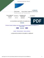 Pago Inter Octubre