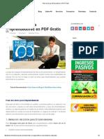 Pack Libros Para Emprendores en PDF Gratis