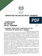16_Servicios de Salud en El Trabajo