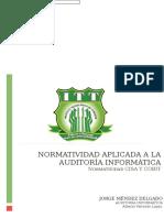 2. Normatividad CISA Y COBIT