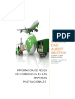 Importancia de Redes de Distribución en Las Empresas Multinacionales