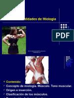 Generalidades de miolog+¡a