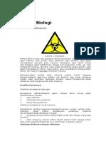 Faktor Biologi Hazard