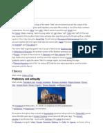 Etymology Italy