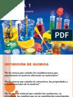 Presentación Ppt Quimica 1 2016