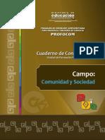 Campo Comunidad y Sociedad 2016