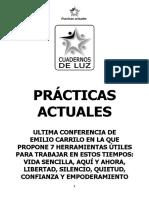 Practicas Espirituales Para Estos Tiempos - Carrillo