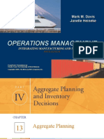 13 Aggregate Planning PAAT IV p476-505