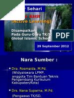 Belajar Aktif (Seminar) 2