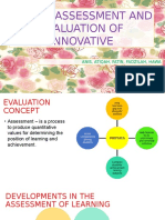 Design Assessment and Evaluation of Innovative