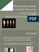 Referat - Dessy (Anoreksia Nervosa)