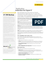 Veeam Backup 6 Hyperv