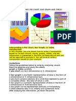 Pmr Report Writing Pie Chart