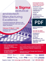 LSS for Pharmaceutical Manufacturing