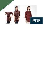 Model Baju