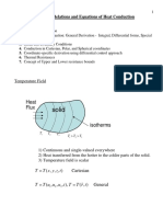 UO2016F Slide 1 - Basic Relations and Equations of Heat Conduction