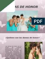 Damas de Honor y Niños en Tu Boda Si o No