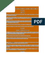 Normas de Funcionamiento Interior y de Debate Del Consejo Comunal Roma