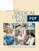 Encyclopedia+of+Medical+Decision+Making
