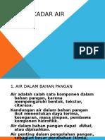 2_Analisis Kadar Air