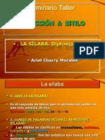 Silaba Di Triptongo No. 1