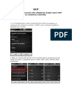 Guía VoIP Celulares(Androide)