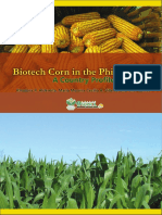 Philippine Biotech Corn Adoption in 2015