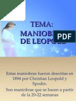 5.-Maniobras de Leopold (1)