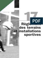 Cahier Des Charges Stade Et Sujétions