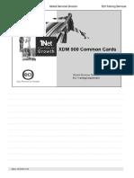 07 XDM 900-2. Common Cards (20)
