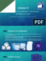 Estados de La Materia y Las Fuerzas Intermoleculares