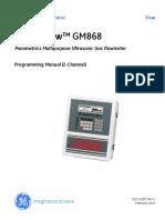 Gm868 Programming Manual