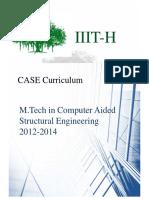 IIIT CASE Curriculum